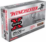 Winchester Ammunition X25062 20RND 25-06Rem RFL Ammo