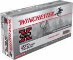 Winchester Ammunition X270WSM 20RND 270 Win RFL Ammo