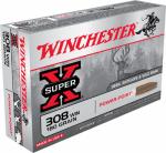 Winchester Ammunition X3086 20RND 308 Win RFL Ammo