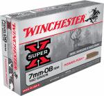 Winchester Ammunition X708 20RND 7mm08Rem RFL Ammo