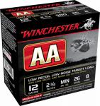 Winchester Ammunition AA12FL8 25RND 12GA 2-3/4#8 Ammo