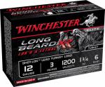 """Winchester Ammunition STLB1236 10RND 12GA 3"""" #6 Ammo"""