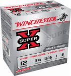 Winchester Ammunition WE12GT6 25RND 12GA 2-3/4#6 Ammo
