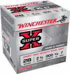 Winchester Ammunition WE28GT7 25RND 28GA 2-3/4#7 Ammo