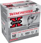 """Winchester Ammunition WEX1232 25RND 12GA 3"""" #2 Ammo"""