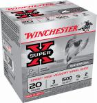 """Winchester Ammunition WEX2032 25RND 20GA 3"""" #2 Ammo"""