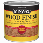 Minwax The 222204444 1/2-Pint Sedona Red Wood Finish