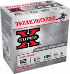 Winchester Ammunition X126 25RND 12GA #6 Shot Ammo