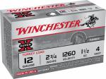 Winchester Ammunition X12MT4 10RND 12GA #4 Magn Load