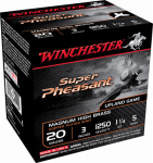 Winchester Ammunition X203PH5 25RND 20GA #5Pheas Load