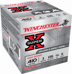 Winchester Ammunition X4136 Ammunition, Small Game Shotshell #6, .410-Ga., 3-In., 25-Rounds