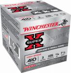 """Winchester Ammunition X4137 25RND 410GA 3"""" #6 Ammo"""