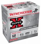 """Winchester Ammunition XU127 25RND 12GA 2-3/4"""" Ammo"""