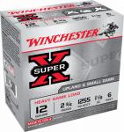 Winchester Ammunition XU12H6 Ammunition, Small Game Shotshell #6, 12-Ga., 2.75-In., 25-Rounds