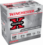 Winchester Ammunition XU12H7 25RND 12GA #7.5 Ammo