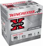 Winchester Ammunition XU168 25RND 16GA 2-3/4#8 Ammo
