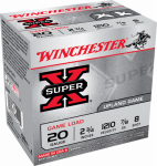 Winchester Ammunition XU208 25RND 20GA 2-3/4#8 Ammo