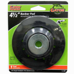 Ali Industries 3017 Fiber Discs Backer Pad, 4.5-In.