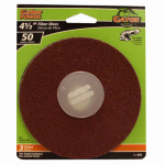 Ali Industries 3072 3PK4.5x7/8 50G Fib Disc