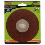 Ali Industries 3073 3PK4.5x7/8 36G Fib Disc