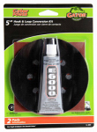 Ali Industries 3727 Sanding Discs Conversion Kit, 8-Hole, 5-In.