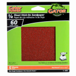 "Ali Industries 4075 5PK 4.5"" 60G Sand Sheet"