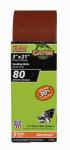 Ali Industries 7011 Sanding Belt, Aluminum Oxide, 80-Grit, 3 x 21-In., 5-Pk.
