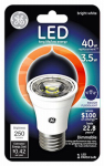 G E Lighting 26383 LED Floodlight Bulb, Indoor, PAR16, Medium Base, 3.5-Watt