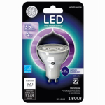 G E Lighting 89020 LED Floodlight Bulb, Indoor, GU10 Base, 3.5-Watt