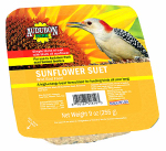 Global Harvest Foods 10677 Wild Bird Suet, Sunflower, 11-oz.