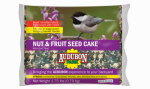 Global Harvest Foods 11932 Wild Bird Nut/Fruit Cake, 1.75-Lb.