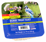 Global Harvest Foods 1844 Wild Bird Suet, Berry, 11.75-oz.