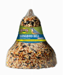 Global Harvest Foods 12221 Wild Bird Food, Seed Bell, 16-oz.