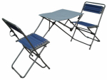 Zenithen Limited OC212RSXL-TV01 Portable Folding Bistro Set