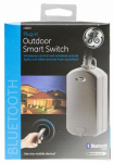 Jasco Products 13868 Plug-In Outdoor Smart Switch, Bluetooth