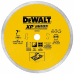 Dewalt Accessories DW4766 Grinding Wheel, Porcelain Tile, 7-In. x .060-In.