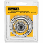 Dewalt Accessories DW4916 Knotted Cup Brush, 4-In.