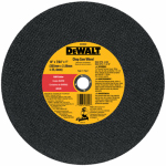 Dewalt Accessories DW8002 Cutting Wheel, 14-In. x 7/64-In. x 1-In.