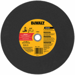 Dewalt Accessories DW8003 Cutting Wheel, Stud, 14-In. x 7/64-In. x 1-In.