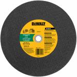 Dewalt Accessories DW8024 Concrete Cutting Wheel, 14-In. x 1/8-In. x 1-In.