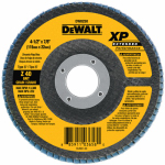 Dewalt Accessories DW8250 Flap Disc, 40-Grit, 4.5 x 7/8-In.