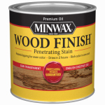 Minwax The 223304444 1/2-Pt. English Chestnut Wood Finish