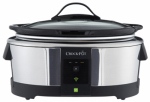 Sunbeam Products SCCPWM600-V1 Programmable Slow Cooker, 6-Quart