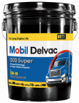 Warren Distribution MOB1305P Delvac 1300 1540 Super Diesel Engine Oil, Extra High, 5-Gal.