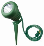 Southwire/Coleman Cable 0434 LED Stake Light, Green, 200 Lumens