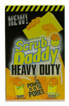 Scrub Daddy SDHD36CT Sponge, Heavy-Duty, 3 x 3 x 5-In.