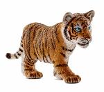 Schleich North America 14730 ORG Standing Tiger Cub
