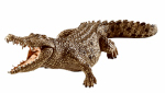 Schleich North America 14736 GRN/PNK Crocodile