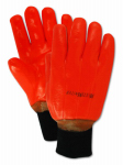 Magid Glove & Safety Mfg 337KWT LG ORG PVC Coat Glove