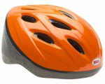 Bell Sports 7063285 Youth Edge Bicyle Helmet, Orange